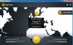 CyberGhost VPN 7 Crack Plus Keygen