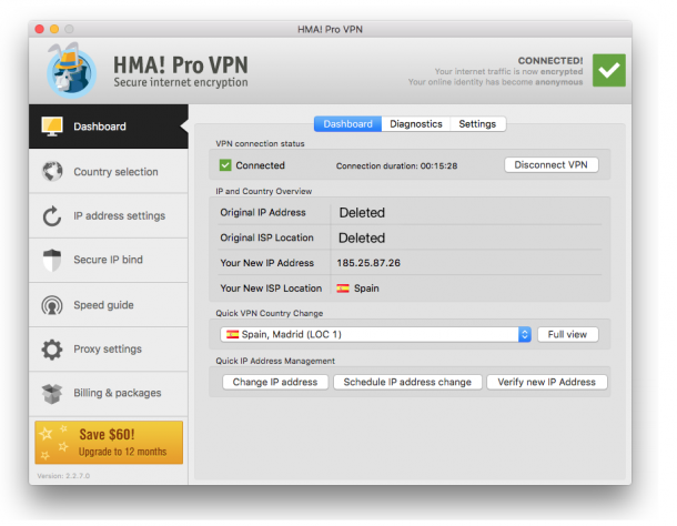 HMA Pro VPN 5.0.233 Crack + Username & Password Download 2020