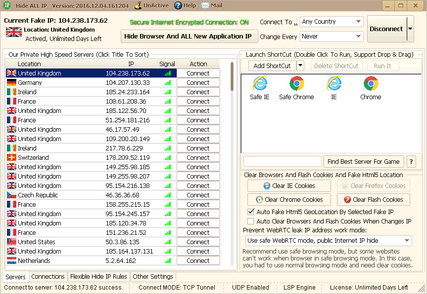 Hide ALL IP 2018.12.05 Crack
