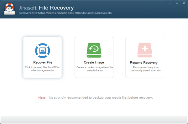 RECOVERY FILE TÉLÉCHARGER JIHOSOFT