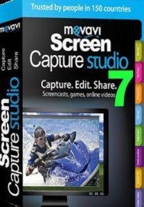 Movavi Screen Capture Studio 10.0 Crack