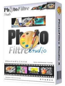 PhotoFiltre Studio X Crack