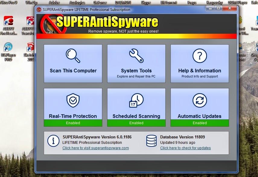 SuperAntispyware Professional 8.0 Crack 2019 Serial Key {Latest}