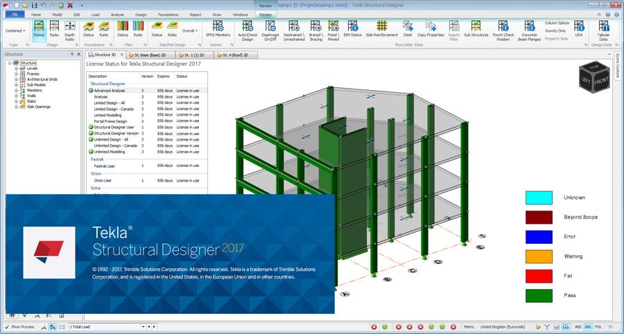 Tekla Structural Designer 2017i Crack Service Pack 4 Keygen V19 0 4