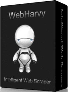 WebHarvy 5.4 Crack