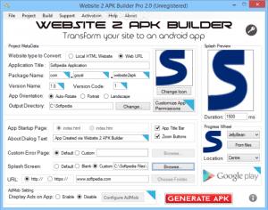 Website 2 APK Builder Pro Crack