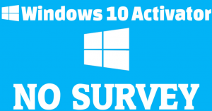 Windows 10 Activator Official 32-64 Bit Free, Activate 10 Windows