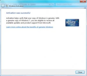 Windows 7 Activators Free Download For 32 bit & 64 bit