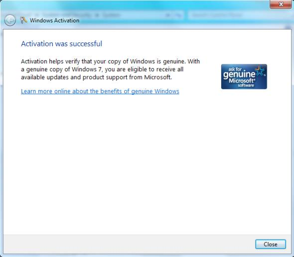 Windows 7 Activators Free Download For 32 bit & 64 bit