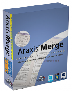 Araxis Merge 2019 Crack