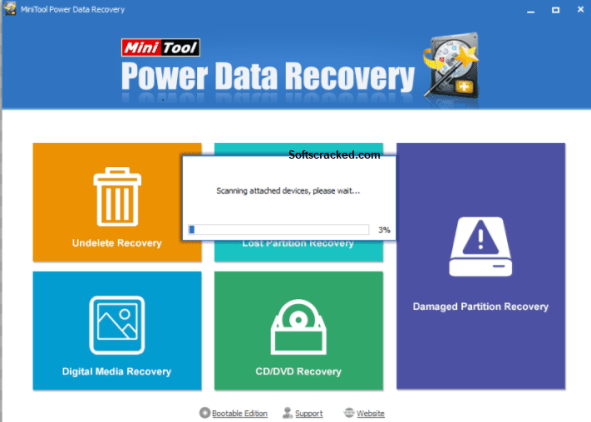 MiniTool Power Data Recovery 8.1 Crack with Key...