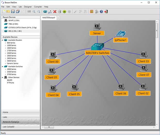 Boson NetSim 12 Activation Key