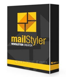 MailStyler Newsletter Creator Pro 2.3 Full Crack + Key Free