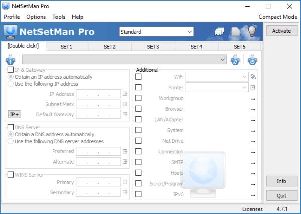 NetSetMan Pro Free Download