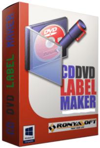 RonyaSoft CD DVD Label Maker full packet and full keygen ...