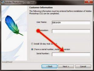 Adobe Photoshop CS2 Activated 32 bit / 64 bit Crack