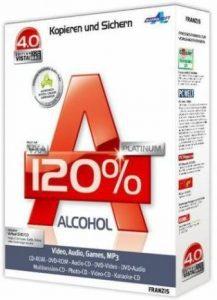 Alcohol 120% 2.0.3.8426 Crack + Serial Key
