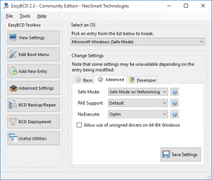 EasyBCD 2.3 With 2019 Crack Free Download [Latest_Version]