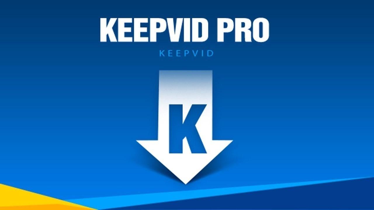 KeepVid Pro 7 Crack Plus Serial Key