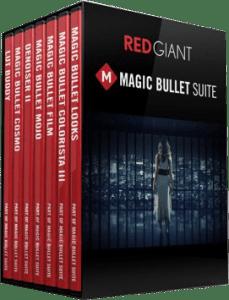 Red Giant Magic Bullet looks 13.0.11 Crack + Serial [MAC + Win] 2019