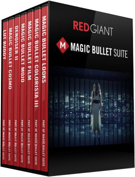 Red Giant Magic Bullet Looks For Mac