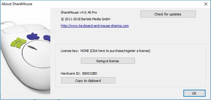 ShareMouse v4.0.46 Pro Crack Incl License Key Free Download