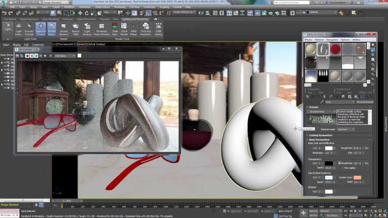 Autodesk 3ds Max 2019.3 Latest Version With Crack & Product Key
