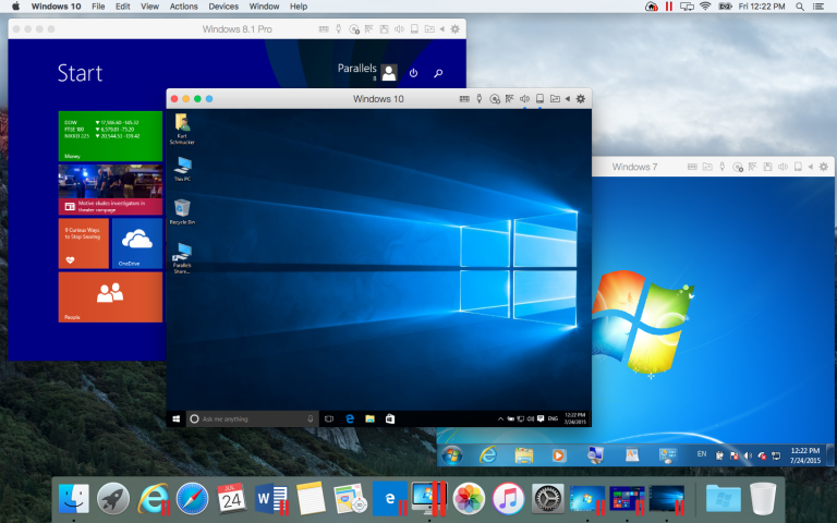 Parallels Desktop 13 Business Edition Crack + Activation Serial Key