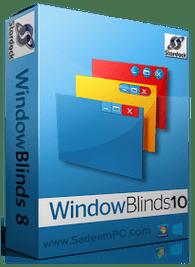 Stardock Windowblinds 10.71 Crack