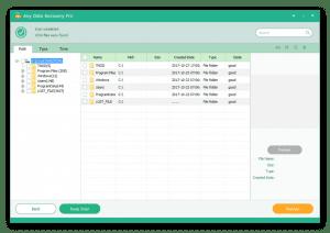 Tenorshare Any Data Recovery Pro 6.4.0.0 Crack