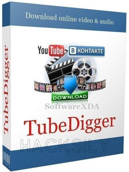TubeDigger 6.6.3 Crack