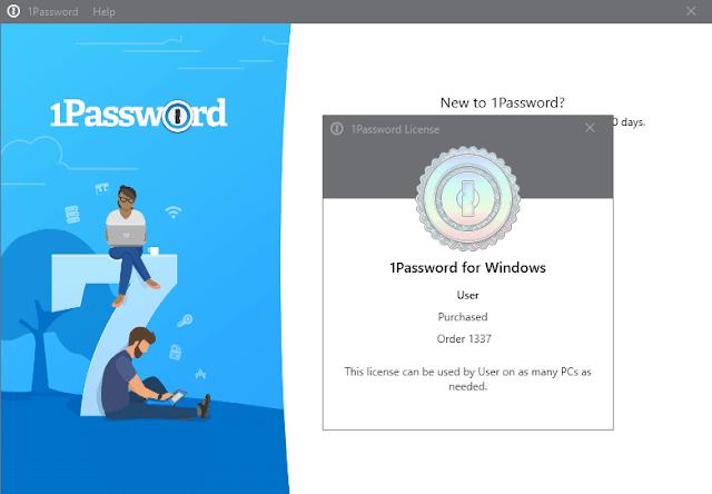 1Password for Windows 7.3.657 Crack